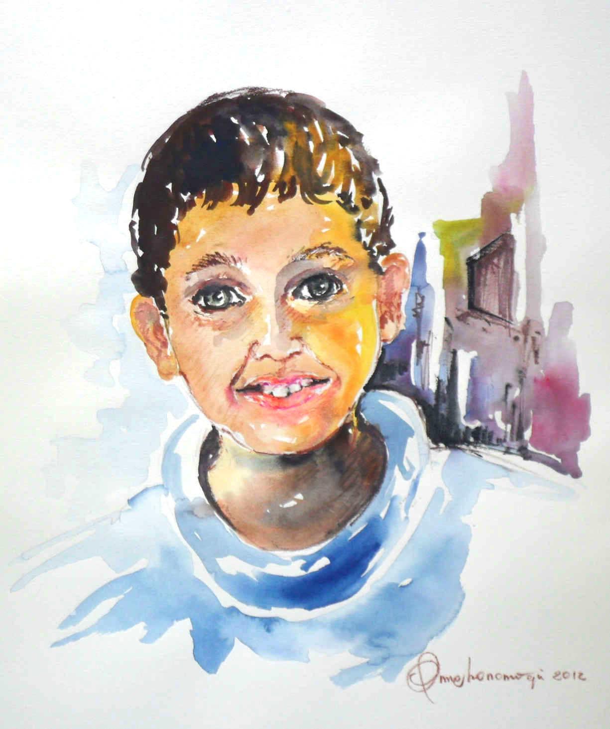 Anna Bonomo arte